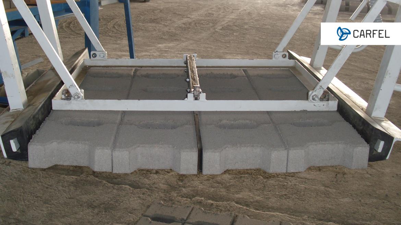 moldes pavimento carfel
